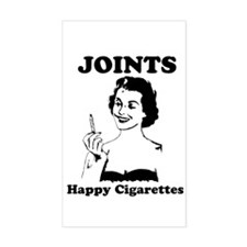 Joints Rectangle Decal