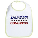 DAVION for congress Bib
