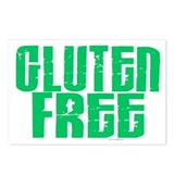 Gluten Free 1.1 (Mint) Postcards (Package of 8)