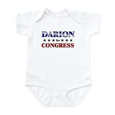 DARION for congress Infant Bodysuit