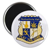 "Mull up bimby High Logo 2.25"" Magnet (10 pack)"