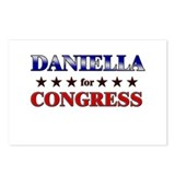 DANIELLA for congress Postcards (Package of 8)