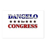 DANGELO for congress Postcards (Package of 8)