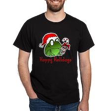 Frog Santa T-Shirt