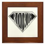 SuperRookie(metal) Framed Tile