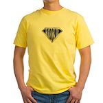 SuperRookie(metal) Yellow T-Shirt