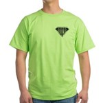SuperRookie(metal) Green T-Shirt