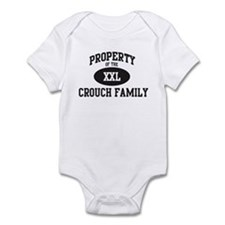Property of Crouch Family Infant Bodysuit