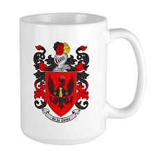 de la Torre coat of arms Mug