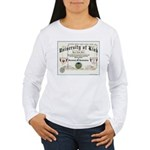 University of Kink Women's Long Sleeve T-Shirt