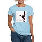 Ice Skating Axelent Women's Light T-Shirt