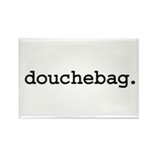 douchebag. Rectangle Magnet (100 pack)