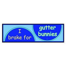 Biker Bumper Bumper Sticker