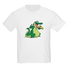 Hungry Alligator Kids T-Shirt