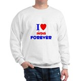 I Love India Forever - Sweatshirt