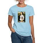 Mona's Old English Sheepdog Women's Light T-Shirt