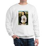 Mona's Old English Sheepdog Sweatshirt