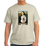 Mona's Old English Sheepdog Light T-Shirt