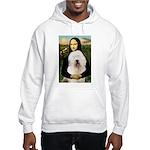 Mona's Old English Sheepdog Hooded Sweatshirt