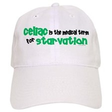 Celiac: Starvation 1 Baseball Cap