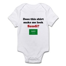 Make Me Look Saudi Infant Bodysuit