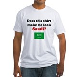 Make Me Look Saudi Shirt
