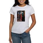 Tristan / Std Poodle(blk) Women's T-Shirt