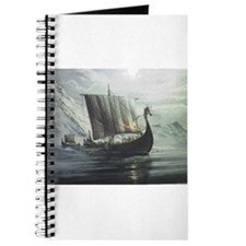 Viking Ship Journal