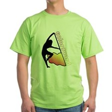 Colorguard Flag T-Shirt