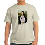 Mona / Std Poodle(w) Light T-Shirt