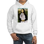 Mona / Std Poodle(w) Hooded Sweatshirt