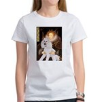 Queen / Std Poodle(w) Women's T-Shirt