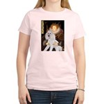 Queen / Std Poodle(w) Women's Light T-Shirt