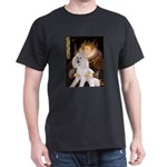Queen / Std Poodle(w) Dark T-Shirt