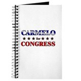 CARMELO for congress Journal
