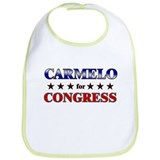 CARMELO for congress Bib