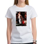 Accolade / 2 Poodles(b&w) Women's T-Shirt