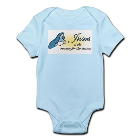 Jesus is the Reason Infant Bodysuit