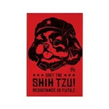Chairman Shih Tzu! Propaganda Magnet