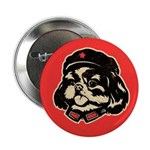 Chairman Shih Tzu Tongue Propaganda button