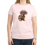 Wire Haired Red Dachshund T-Shirt