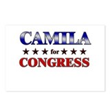 CAMILA for congress Postcards (Package of 8)