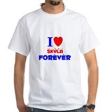 I Love Skyla Forever - Shirt