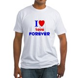 I Love Taya Forever - Shirt