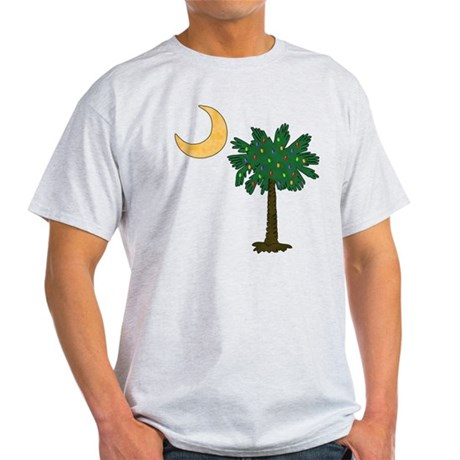 Christmas Palmetto Light T-Shirt