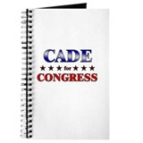 CADE for congress Journal