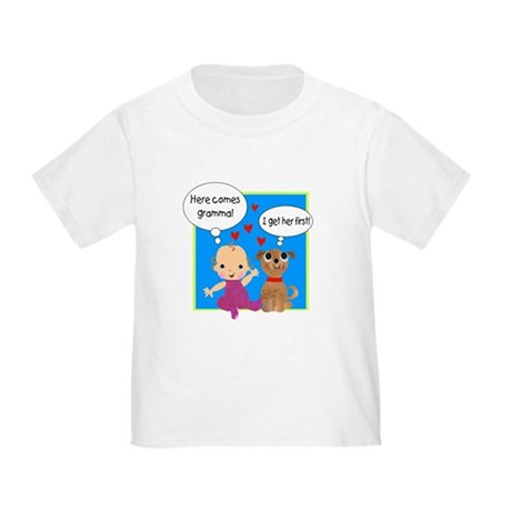 Grandma Love Toddler T-Shirt