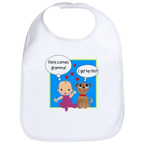 Grandma Love Bib
