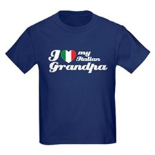 I love my Italian Grandpa T