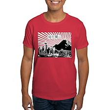 Seattle Mt. Rainier T-Shirt